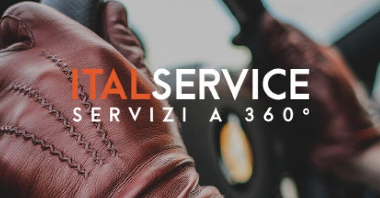 Italservice: digital signage