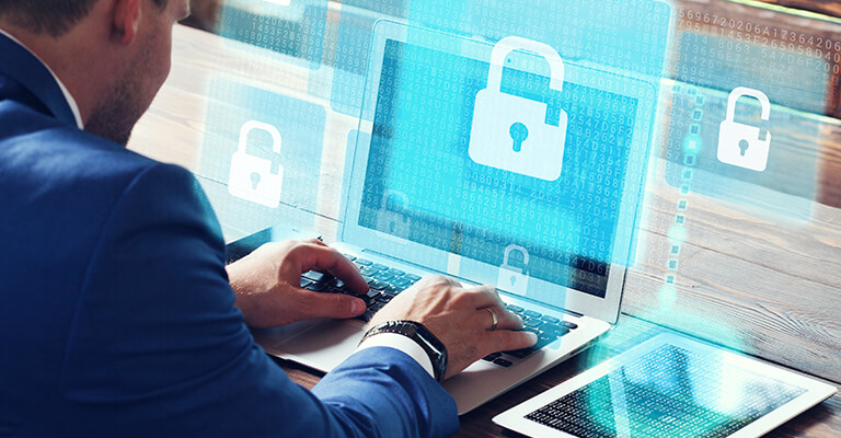 Base sicurezza informatica controllo accessi intrusioni