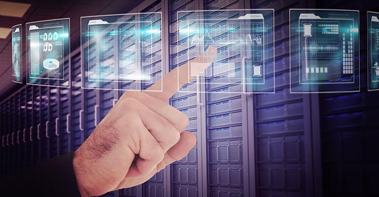 Base soluzioni Data center SERVER STORAGE AZIENDALE
