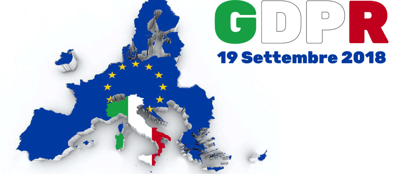 Descreto GDPR Italia_Base srl