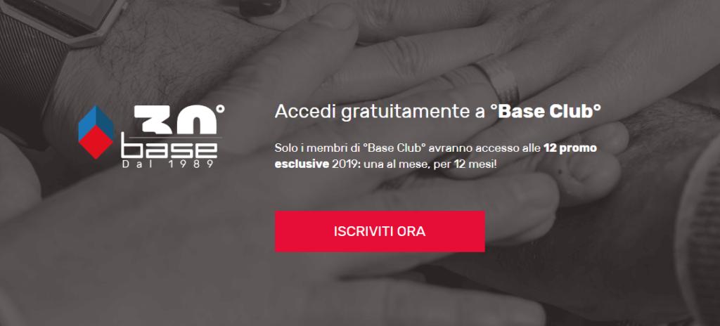 ISCRIVITI ORA - °Base Club°